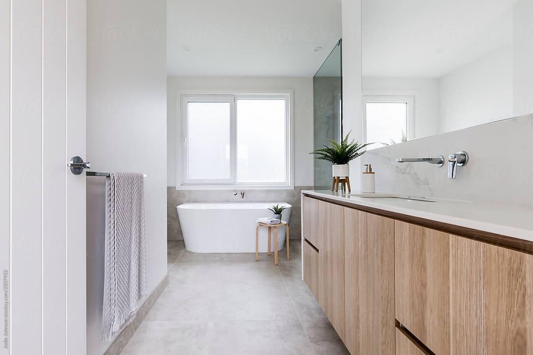 Ett fräschare badrum