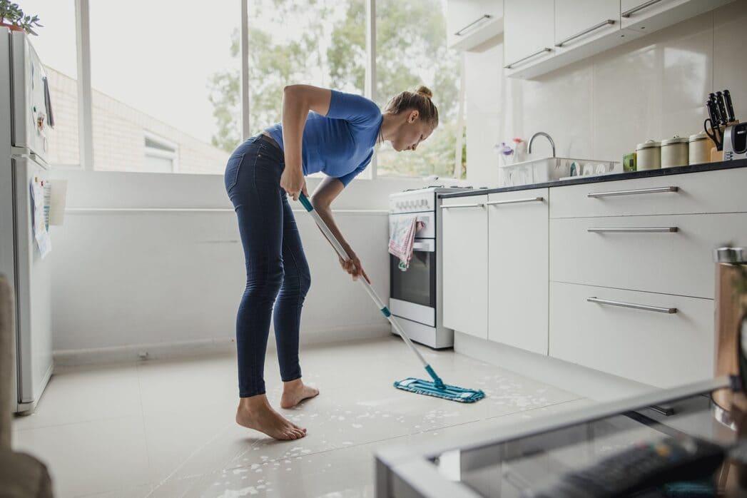 Hur ofta ska man städa köket?